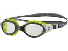 Speedo Futura Biofuse Flexiseal Schwimmbrille - lime-charcoal/clear