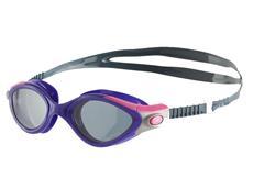 Speedo Futura Biofuse 2 Polarised Schwimmbrille Women - violet/smoke