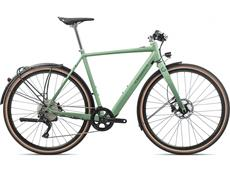 Orbea Gain F10 Urban Elektrorad - M grün