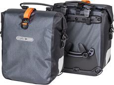 Ortlieb Gravel-Pack Fahrradtasche slate