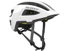 Scott Groove Plus 2019 Helm - M/L white