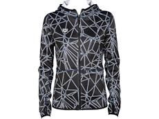 Arena Gym Damen Hooded Spacer Reversible Jacket Kapuzenjacke