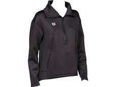 Arena Gym Damen L/S Spacer Halz Zip Sweater