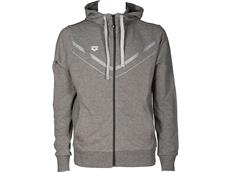 Arena Gym Herren Stretch Hooded F/Z Kapuzenjacke