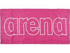 Arena Gym Smart Towel Microfaser Handtuch 100x50 cm - fresia rose/white