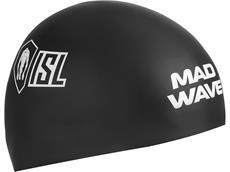 Mad Wave ISL Iron Morozov Silikon Badekappe black