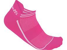 Castelli Invisibile Women Socken - S/M pink