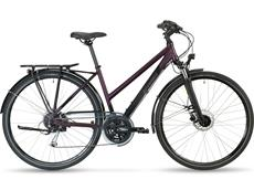 Stevens Jazz Lady Trekkingrad - 50 mystic purple