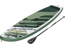 Hydro-Force Kahawai I-Sup Board Set mit Paddel weiß-grün