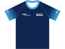 Leder Coaching Smit Sport Damen Laufshirt