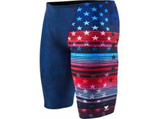 TYR Liverty Alll Over Boy Jammer Badehose