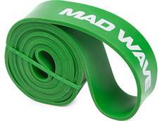 Mad Wave Long Resistance Band Trainingsband green (22.7-54.5 kg)