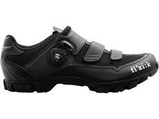 Fizik M6B Uomo MTB Schuh black / black