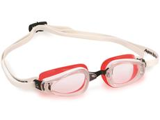 Aqua Sphere MP K180 Lady Schwimmbrille Michael Phelps Edition - coral/clear white