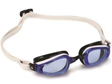 Aqua Sphere MP K180 Schwimmbrille blue-white/blue - Michael Phelps Edition