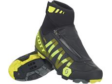 Scott MTB Heater Gore-Tex MTB Winterschuh - 46 black/sulphur yellow