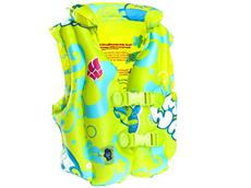 Mad Wave Mad Bubbles Schwimmweste green 3-6 Jahre