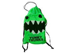 Funky Trunks Mesh Gear Bag Tasche Mad Monster
