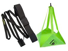 Mad Wave Set inkl. Drag Bag / Belt Trainer