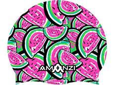 Amanzi Melon Crush Silikon Badekappe