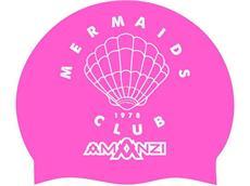 Amanzi Mermaids Club Silikon Badekappe