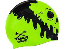Mad Wave Mummy Junior Silikon Badekappe