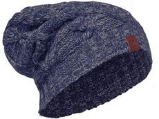 Buff Nuba Knitted Mütze - medieval blue
