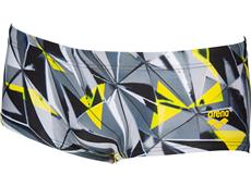 Arena ONE 3D Shattered Low Waist Badehose