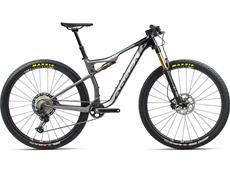 """Orbea Oiz M10 TR 29"""" Mountainbike inkl. Dropper Seatpost - S anthrazit/schwarz"""