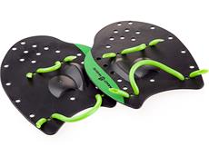 Mad Wave Paddle Pro Hand Paddle black/green