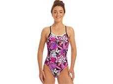 Amanzi Paradise Cove Ladies Badeanzug Tie Back