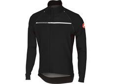 Castelli Perfetto Convertible Jacket Wind,-Regen-Jacke - XXL light black