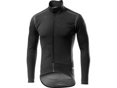 Castelli Perfetto Ros Long Sleeve Jacke - M light black/reflex