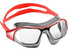 Adidas Persistar180 Mask Schwimmbrille white-solar red/smoke