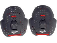 Speedo Power Hand-Paddles red/grey