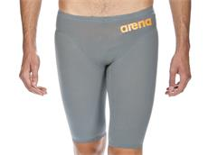 Arena Powerskin R-EVO ONE Jammer Wettkampfhose - 0 grey/bright orange