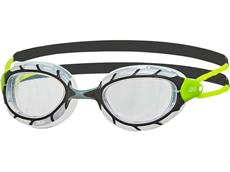 Zoggs Predator Schwimmbrille black-lime/clear