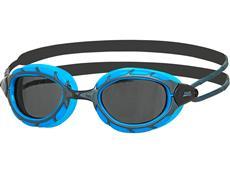 Zoggs Predator Schwimmbrille blue-black/smoke