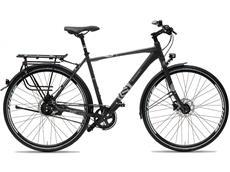 Gudereit Premium 11.0 Evo Lite Herren Cityrad Dekor grau/schwarz
