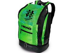 Head Printed Back Pack Rucksack 40 Liter