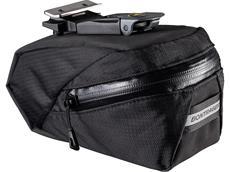 Bontrager Pro Quick Cleat Seat Pack Large Satteltasche black