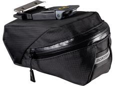 Bontrager Pro Quick Cleat Seat Pack Medium Satteltasche black