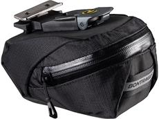 Bontrager Pro Quick Cleat Seat Pack Small Satteltasche black