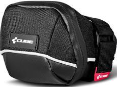 Cube Pro S Satteltasche black