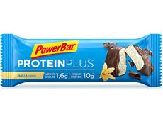 PowerBar Protein Plus Low Sugar Riegel 35 g - vanilla