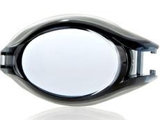 Speedo Pulse Optical Lens optische Linse silver/smoke