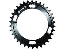 Rotor Q-Ring Kettenblatt schwarz 110er x 4 Shimano Lochkreis