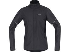 Gore R3 Partial Windstopper Jacke
