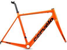 Cervelo R3 Rim Rahmenset - 58 orange/navy