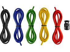 Arena Racing Goggles Strap Kit Ersatzbänder multicolour